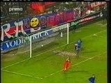 06.11.2003 - 2003-2004 UEFA Cup 2nd Round 1st Leg Steaua Bükreş 1-1 Liverpool