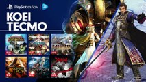 PlayStation Now : Koei Tecmo Month