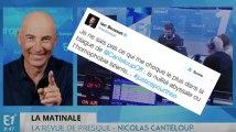 """L'équipe de Nicolas Canteloup sur Europe 1 s'excuse après une blague """"complètement ratée"""" sur l'affaire Théo"""