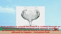 Brandy Glass Cognac Glass Balloon Glass ROTATION STAR transparent lead crystal glass 13 cm a225fd60