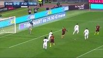 Résumé AS Roma - Fiorentina (4-0)