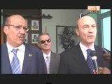 Primature: Ahoussou Jeannot à reçu en audience une délégation du Groupe Oil Libya