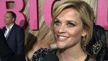 Reese Witherspoon on getting advice from Nicole Kidman
