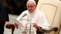 Double appel du pape François contre les massacres de Rohingyas et contre la traite des êtres humains.