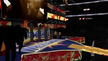 Randy orton vs john cena Wrestlemania 33 an seth rollins vs triple h (100)