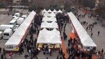 Kırıkkale Ankara Rizeliler Derneği'nden Kırıkkale'de Hamsi Şöleni