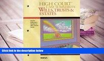 PDF [FREE] DOWNLOAD  High Court Case Summaries on Wills, Trusts, and Estates (Keyed to Dukeminier,