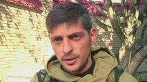 """Donezk: Separatistenanführer """"Giwi"""" durch Rakete getötet"""