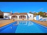345 000 Euros – Gagner en soleil Espagne : Extraordinaire maison  210 m² - piscine - Méditerranée