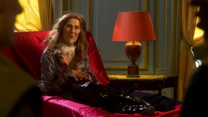Celine Dion : The panther - The Guignols - CANAL+