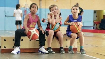 Clip présentation des Centres Génération Basket