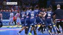 """Interview Nikola Karabatic """"le handball est un grand sport !"""""""