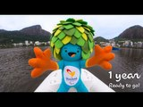 1 Year To Go until the Rio 2016 Paralympic Games