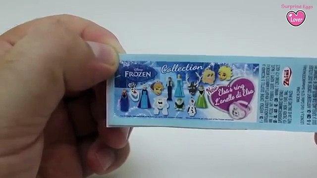 3 Zaini Surprise Eggs Disney Frozen Surprise Toys Disney Frozen Olaf Surprise Eggs Disney Collector