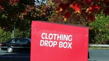 Woman Found Dead Hours After Getting Her Arm Stuck In A Bin For Clothing Donations