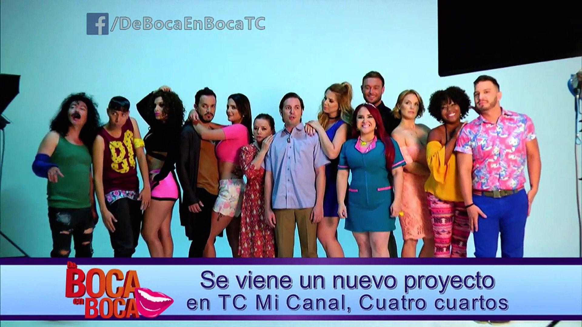 Se viene un nuevo proyecto en TC Mi Canal, Cuatro cuartos