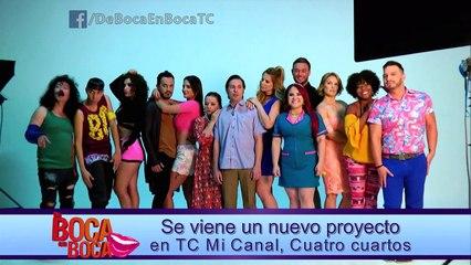 Cuatro cuartos, el nuevo proyecto de TC Mi Canal que nadie se quiere ...