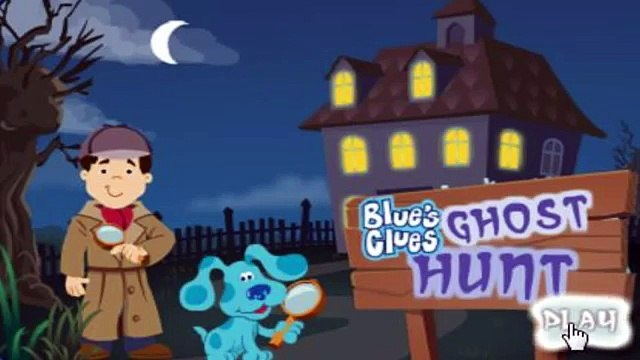 Blues Clues - Ghost Hunt - Blues Clues Games