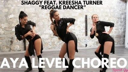 AYA Dancehall Choreo On Shaggy Kreesha Turner Reggae Dancer