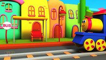 Bob The Train | The Shapes Song | Learn Shapes | Nursery Rhymes | Kids Songs | Baby Rhymes