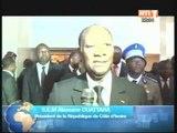 Le chef de l'Etat a pris part à la rentrée solennelle de l'Assemblée nationale