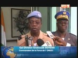 Le 1er Ministre Ahoussou Jeannot a reçu M. Anaky Kobena et le commandant Berena de l'ONUCI