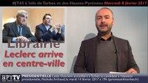 JT65 | L'info de Tarbes et Hautes Pyrénées (8 février 2017)