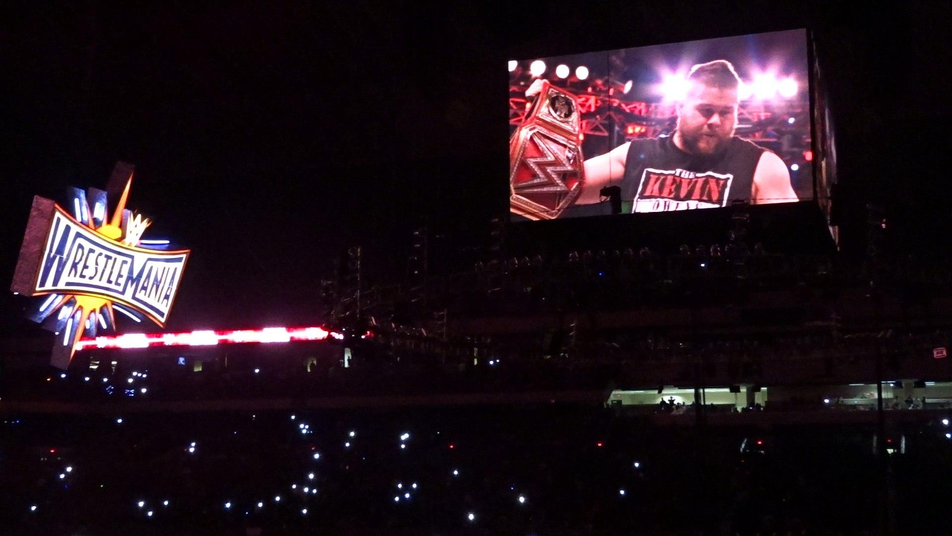WWE Royal Rumble 2017 - PPV Opening Video Intro - Live San Antonio, TX