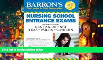 PDF  Barron s Nursing School Entrance Exams, 5th Edition: HESI A2  /  NET / NLN PAX-RN / PSB-RN /