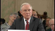 Jeff Sessions, próximo fiscal general de EEUU tras superar el voto del Senado