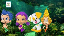 Bubble Гуппи Finger Семейный HD   Bubble Гуппи Finger Семейный Мультфильм Анимация Nursery Rhymes