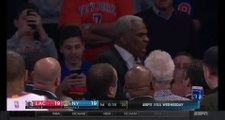Charles Oakley arrested at Madison Square Garden for altercation with security guard