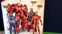 Captain America Marvel Avengers Age of Ultron Action Interactive Figure with Sound Effects!