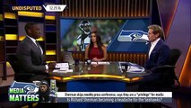 Sharpe on Richard Sherman: Give people money and power, they show who they really are | UNDISPUTED