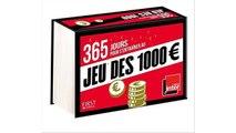 [Télécharger] 365 jours pour s'entraîner au jeu des 1000 euros