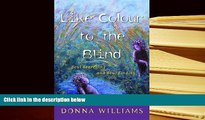 DOWNLOAD EBOOK Like Colour to the Blind: Soul Searching and Soul Finding Donna Williams Trial Ebook