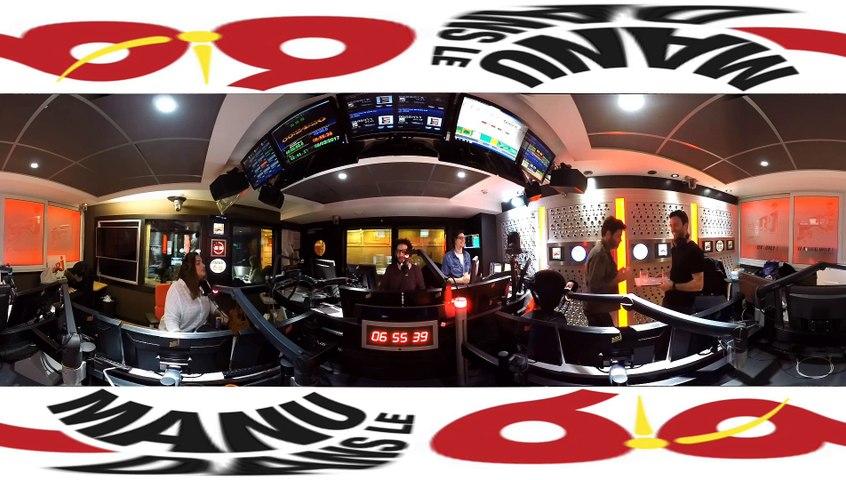 Manu dans le 6/9: Suivez toute l'émission en live et à 360° (2)