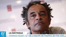 """CAN : Yannick Noah loue l'état d'esprit du Cameroun, """"qui n'avait aucune chance"""""""