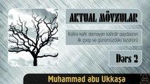 ZİYAEDDİN ELKUDSİYE ÖMER ELKUVEYTİYE AHMED ELHAZEMİYE FİTNECİ CAHİL AŞIRI TEKFİRCİ DİYEN CAHİL ASLİ KAFİR UKKAŞE