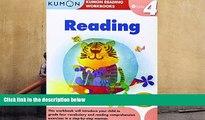 Read Online Grade 4 Reading (Kumon Reading Workbooks) Trial Ebook