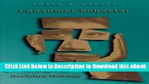 [Read Book] Consumer Behavior and Managerial Decision Making Mobi