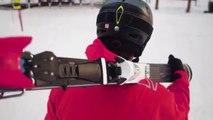 Des skis connectés qui vous donnent votre vitesse en temps réel !