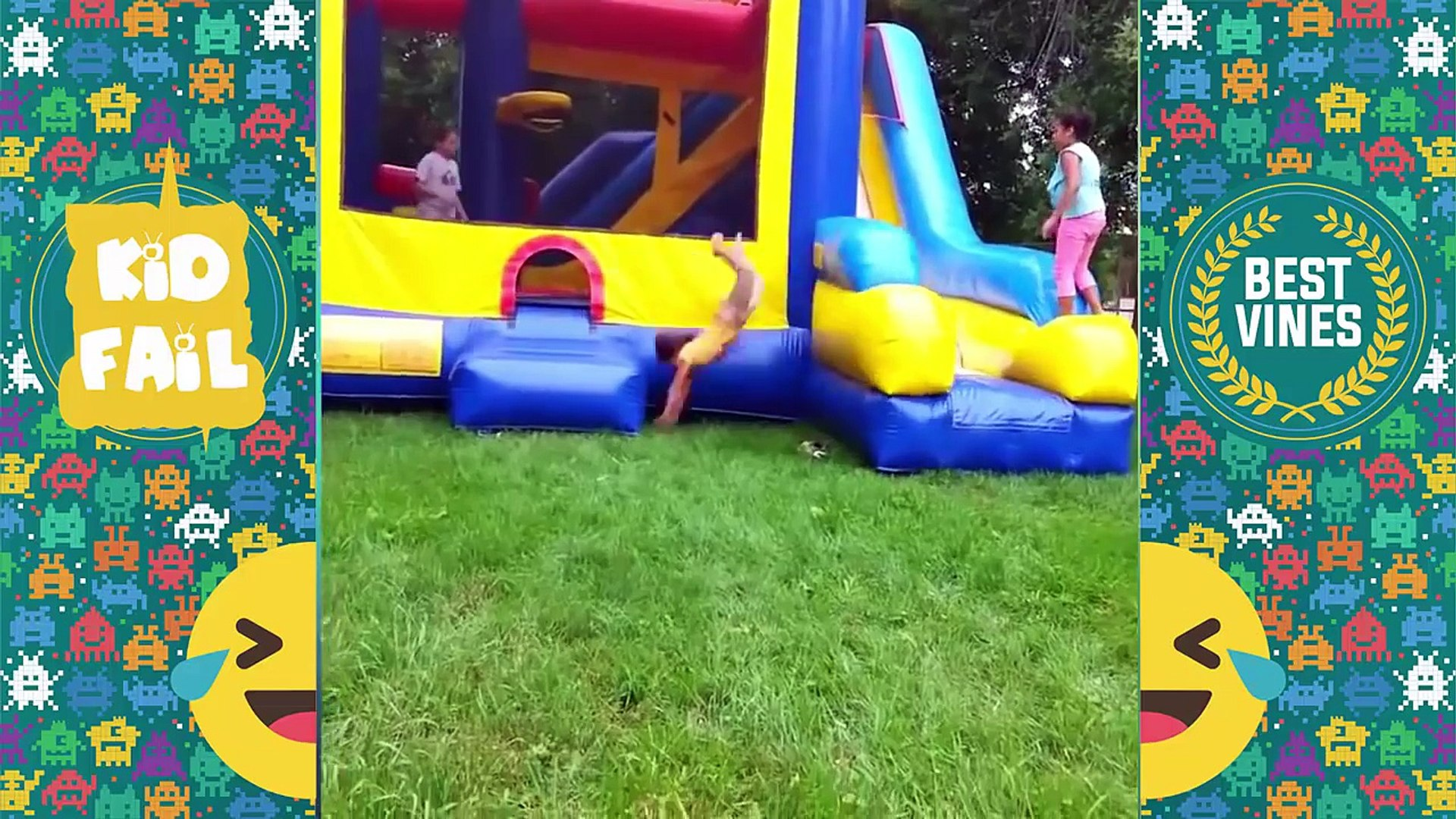 FUNNY KIDS - BEST KIDS FAILS  _ FUNNY KIDS FAILS TRY NOT TO LAUGH OR GRIN COMPILATION #03-2K1dXF3ZTK