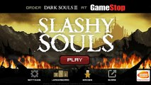 Slashy Souls (by BANDAI NAMCO) Gameplay IOS / Android