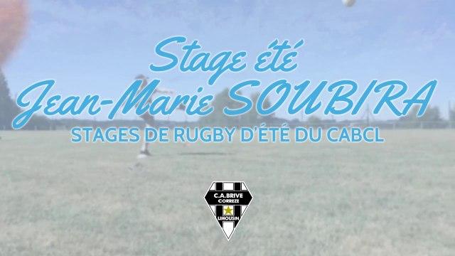 Stages été de rugby 2017 - Un été 100% réussi !