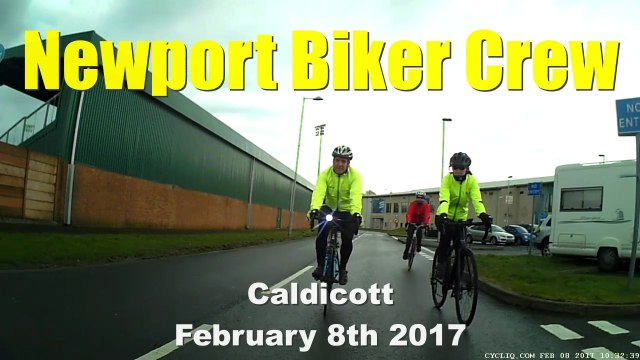 Newport Biker Crew - Caldicott - 8th February 2017
