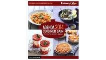 [Gratuit] Agenda 2014 cuisiner sain : 100 recettes faciles & légères