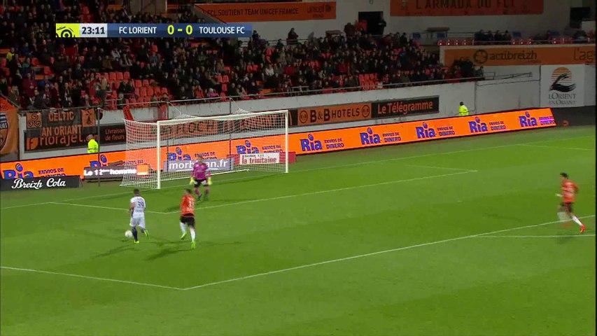 Le Résumé de Lorient/TFC, 24ème journée de Ligue 1