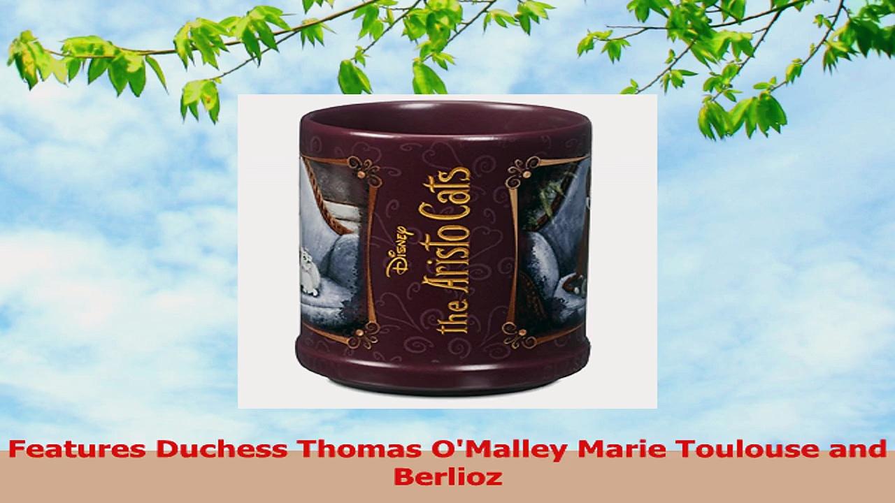 Disney Store Aristocats Marie Classic Animation Collection Coffee Mug efa2c848