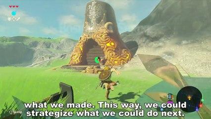 Zelda Breath of the wild terminé en 15-minutes??
